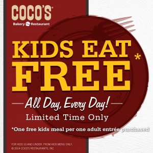 cocos kids eat free