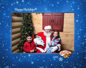 kids santa pics 2011 pic 2