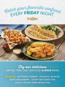 Seafood Fridays